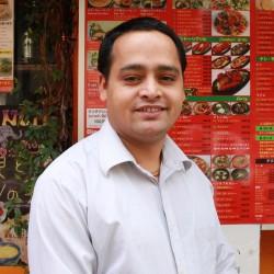 インド・ネパール料理トルシー様